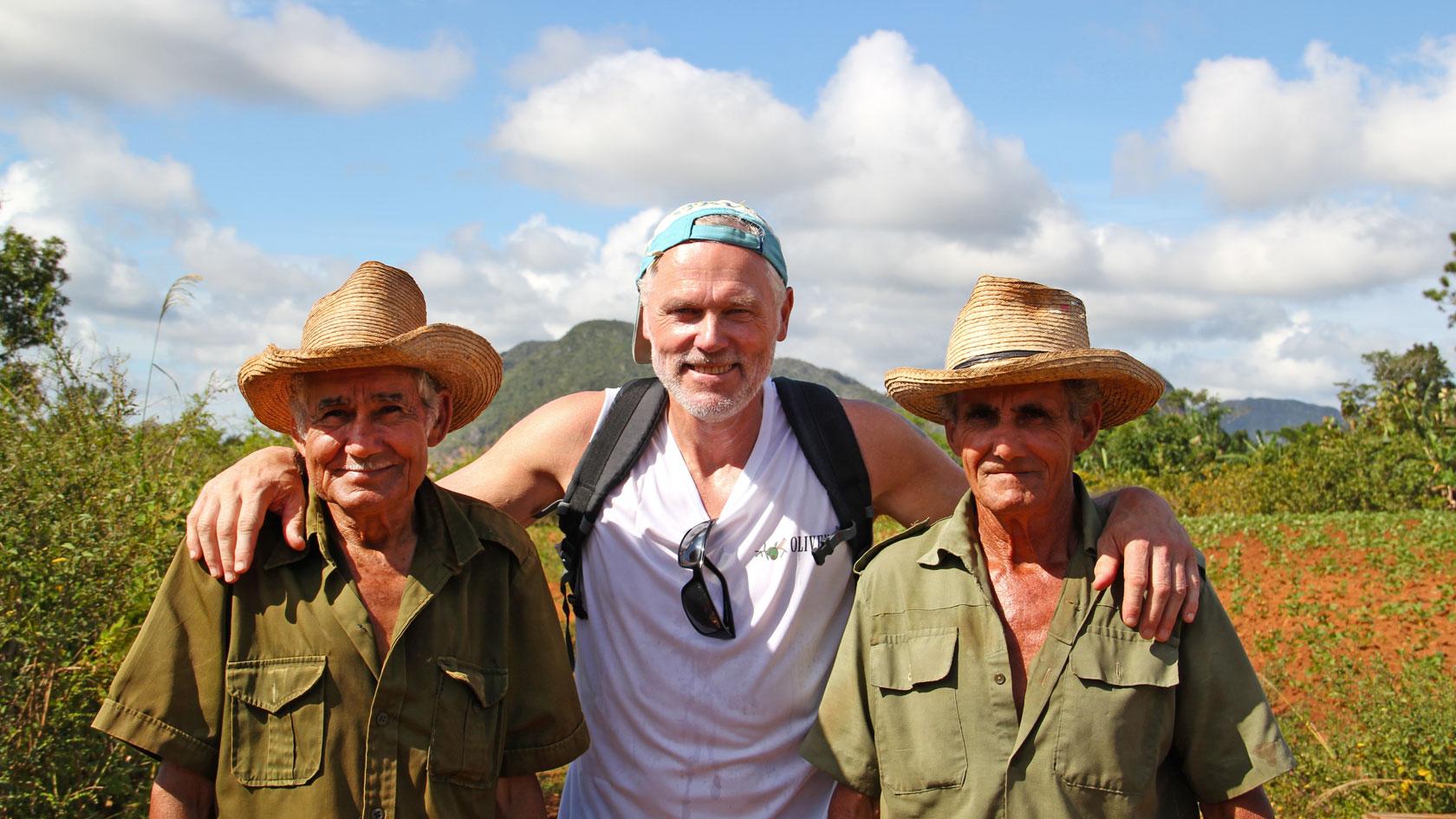 Cuba - hvor det hele startet