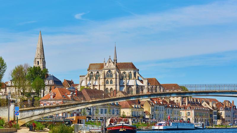 Nord Burgund på egen hånd