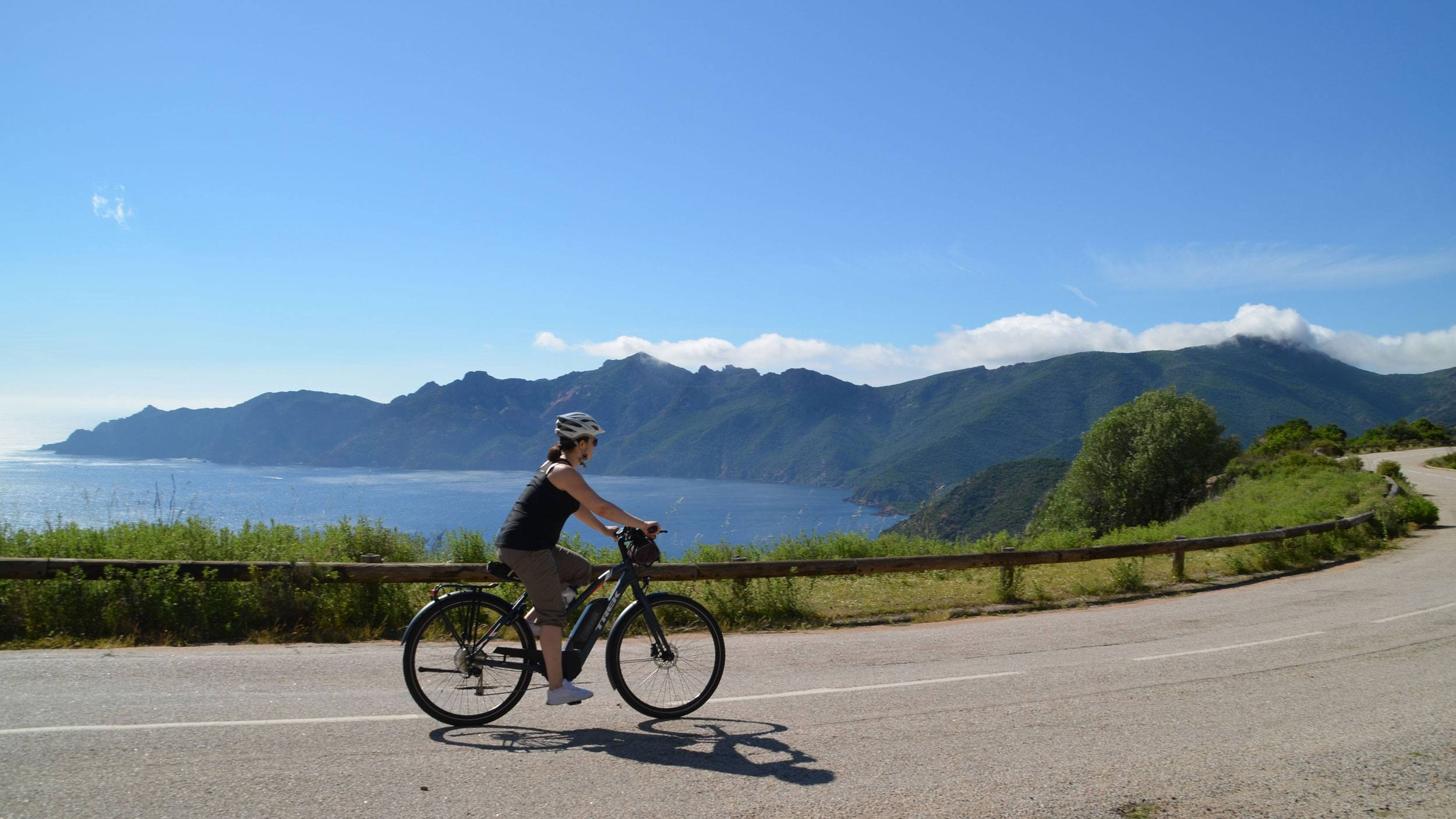 Sykkeltur Korsika