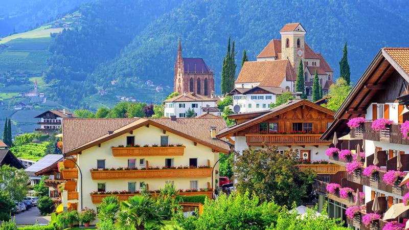 Vandretur Alpene i Nord-Italia på egen hånd