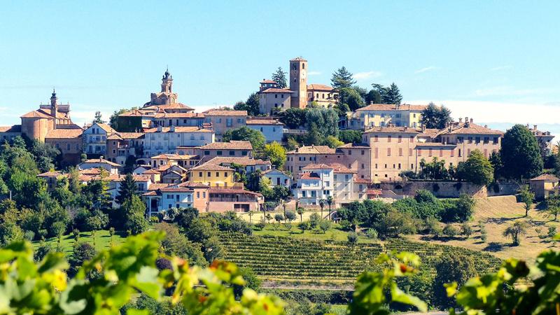 Sykkelweekend Piemonte