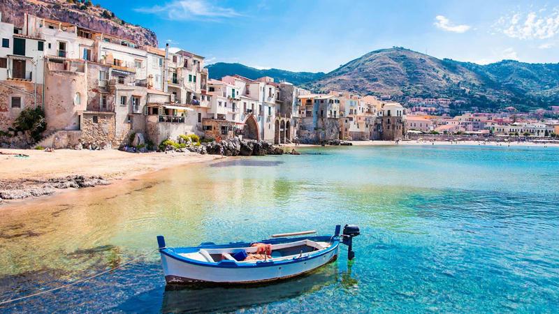 Sicilia kyst