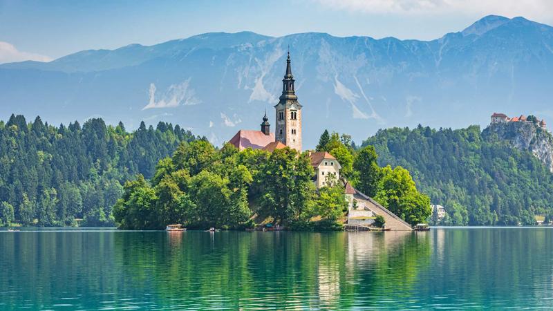 Slovenia til Italia