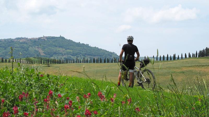 Sykkelweekend Toscana Montepulciano