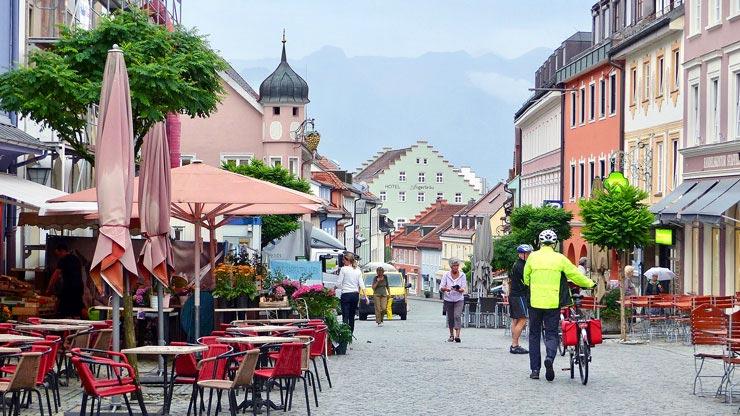 Bayern mot Alpene på egen hånd