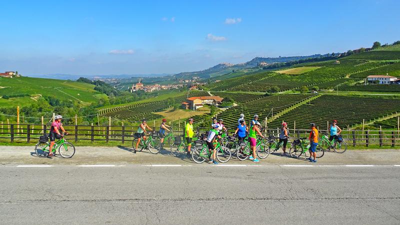 Piemonte - fra Barbera til Barolo