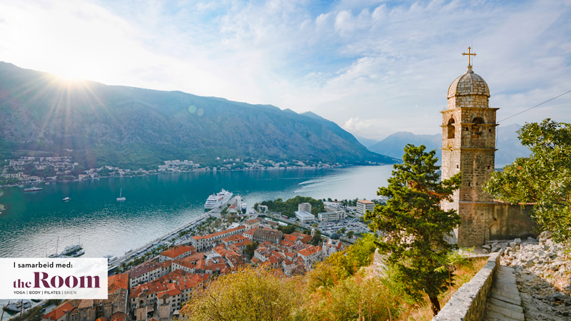 Yoga & vandretur Montenegro