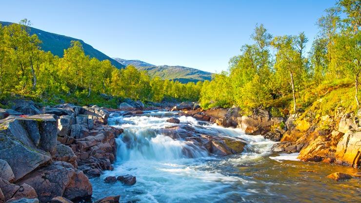 Turer i Norge