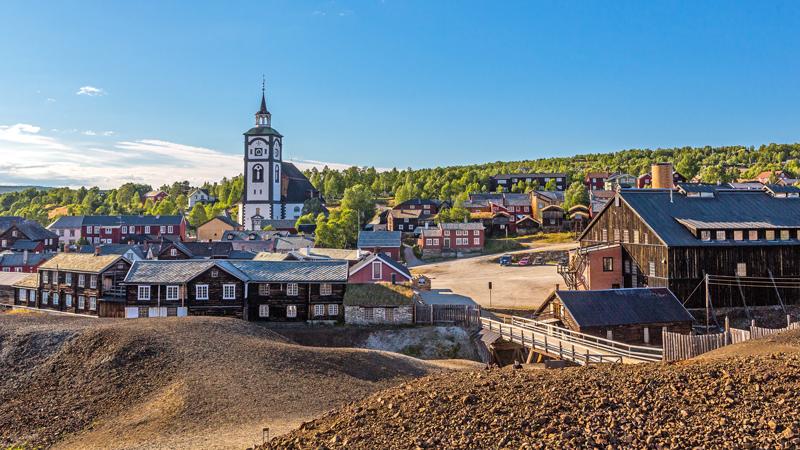 Røros-Trondheim