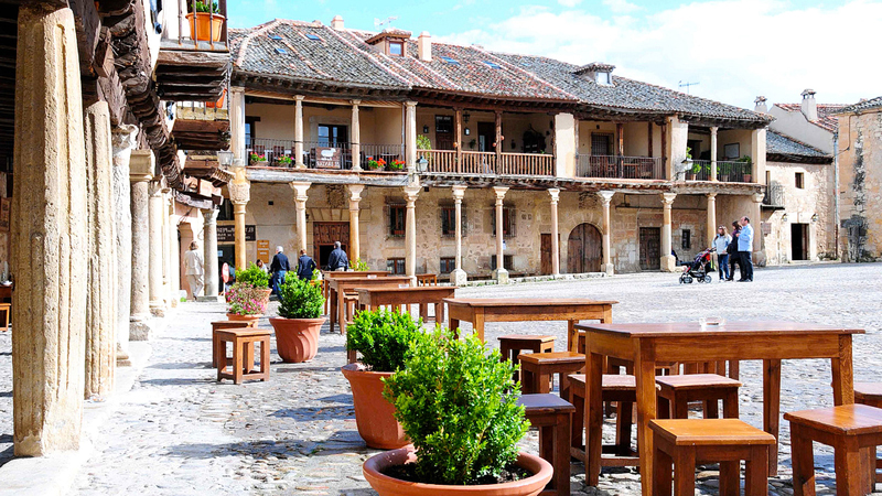 Segovia på egen hånd
